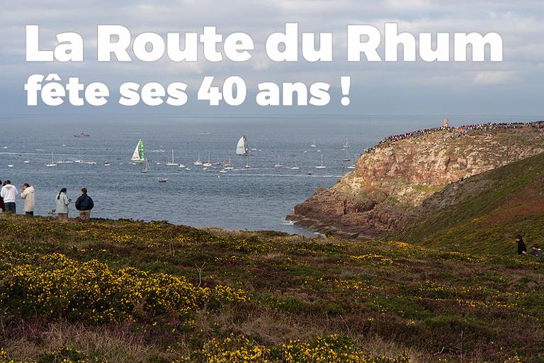 Route du Rhum 40 ans