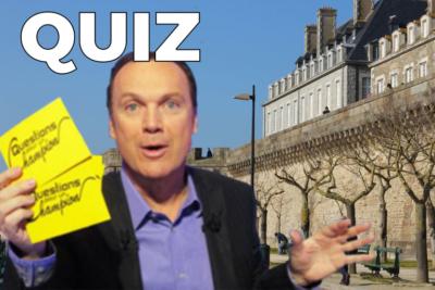 """Quiz """"Testez vos connaissances sur Saint-Malo"""""""