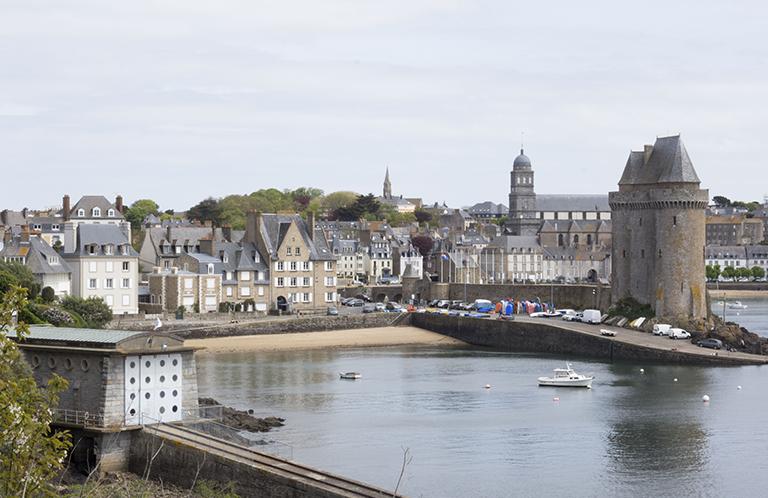 La Tour Solidor à Saint-Servan (Saint-Malo)