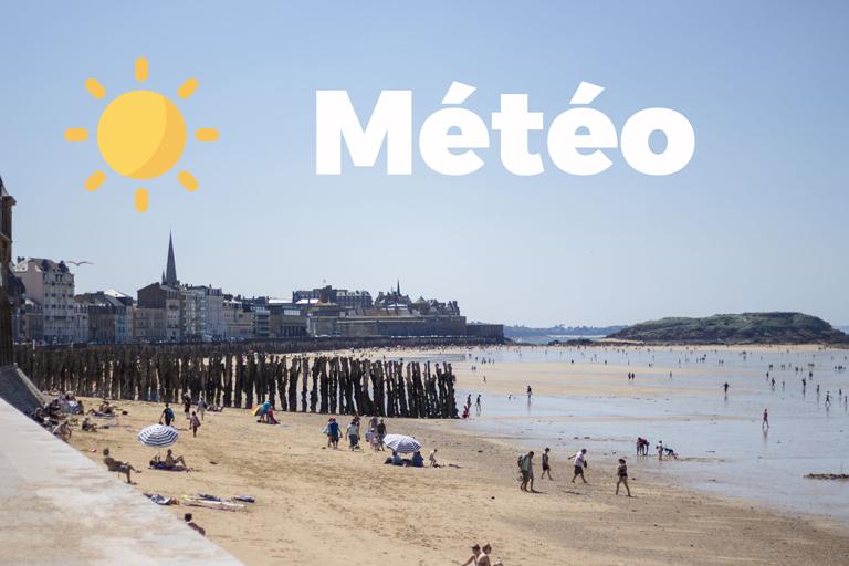 Météo de Saint-Malo en direct !