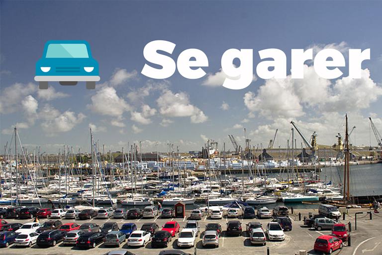 Où se garer à Saint-Malo ?