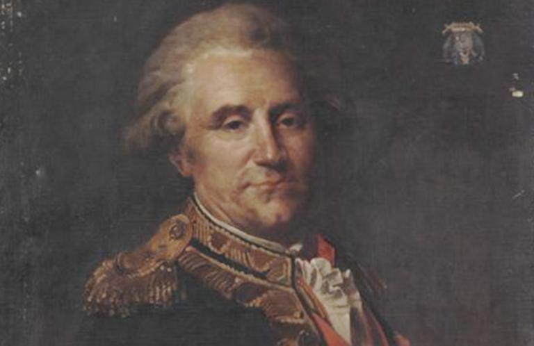 Portrait d'Antoine-Jean-Marie Thévenard, un malouin au panthéon