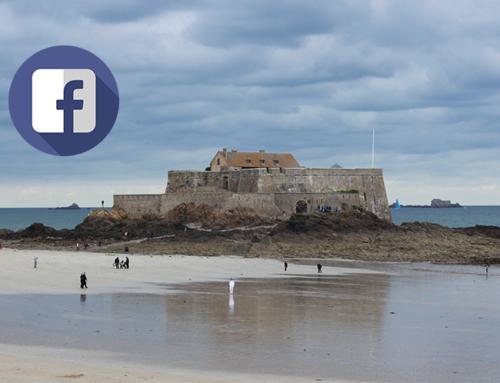 Saint-Malo : les Pages Facebook à suivre !