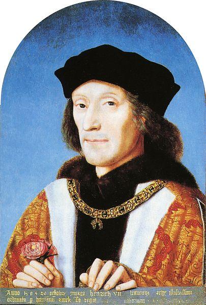 Le roi Henri VII