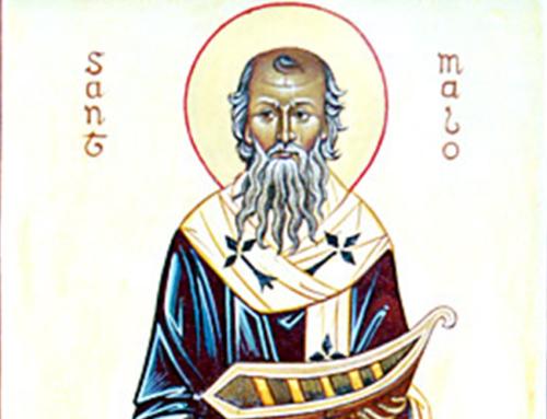 Maclow, le fondateur de Saint-Malo