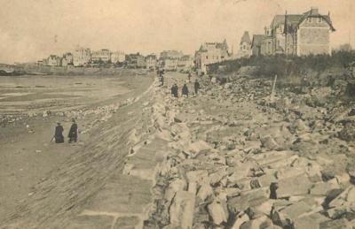 Rochebonne Raz de marée 1905