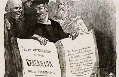 Présentation de Gargantua par Rabelais
