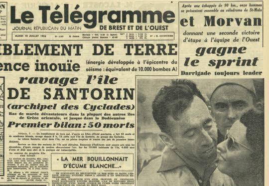 Jospeh Morvan - Le Telegramme