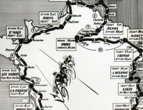 Quand le Tour faisait étape à Saint-Malo : 1949 – 1962