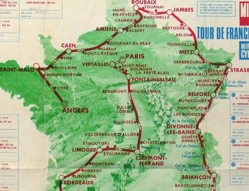 Quand le Tour faisait étape à Saint-Malo : de 1967 à nos jours !