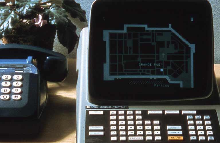 Annuaire Électronique Saint-Malo 1980