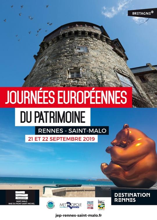Journées européennes du patrimoine à Saint-Malo