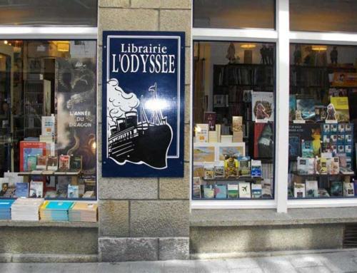 """Les lectures de la librairie """"L'Odyssée"""""""
