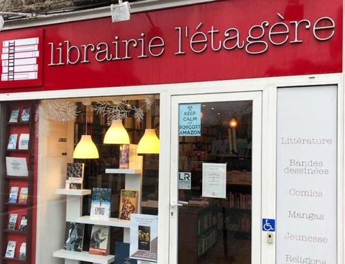 """Les lectures de la librairie """"l'étagère"""""""