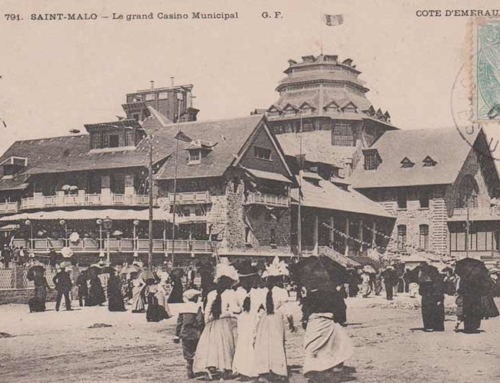 Saint-Malo au temps des Casinos