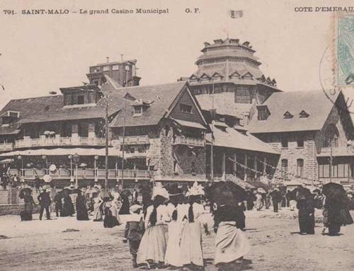 Saint-Malo au temps des Casinos