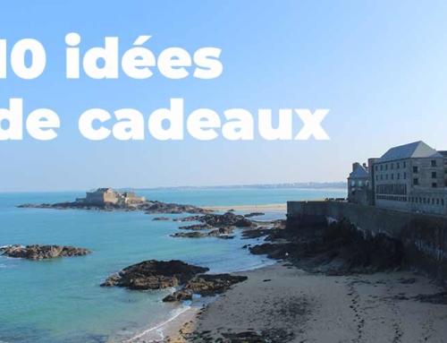 10 idées de cadeaux pour les amoureux de Saint-Malo