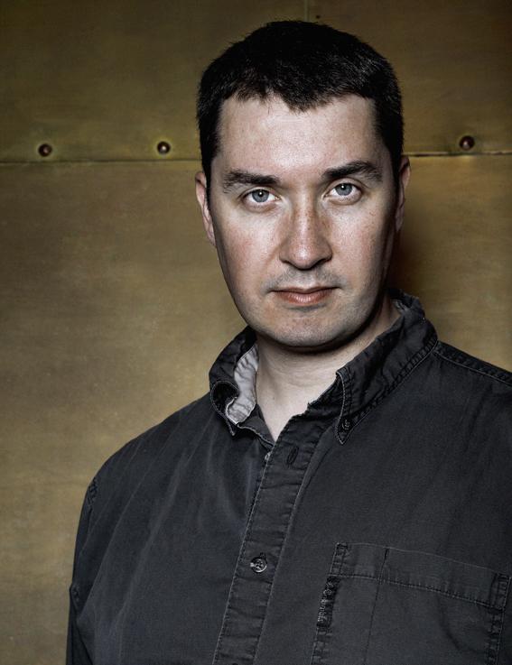 Nicolas Malfin, scénariste et dessinateur de Cézembre