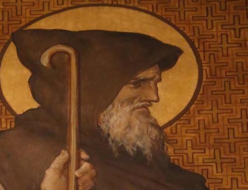 Aaron, l'ermite de Saint-Malo