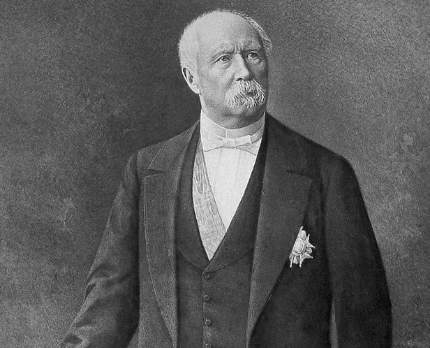 Portrait officiel du maréchal de Mac Mahon, président de la République