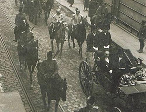 Visites royales et présidentielles à Saint-Malo